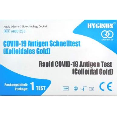 COVID-19 Antigen-Schnelltest