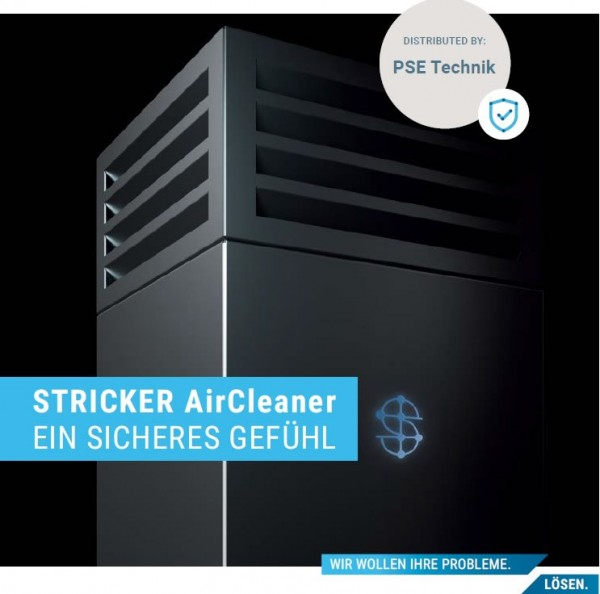 STICKER AirCleaner - ein sicheres Gefühl