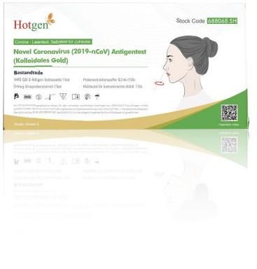 HOTGEN COVID-19 Antigen-Schnelltest